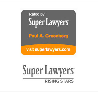 Chicago personal injury lawyers, Briskman Briskman & Greenberg are recognized by Super Lawyers, the Illinois State Bar Association, and Workers Compensation Lawyers Assocation.
