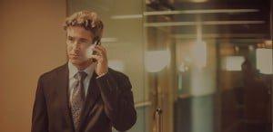Header: Paul Phone, Inside Hallway