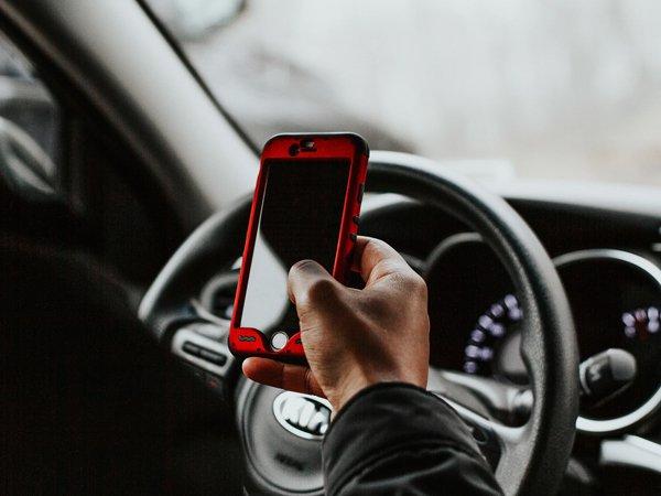 Lyft Driver Looking For Passenger