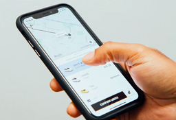 Popularity of Uber