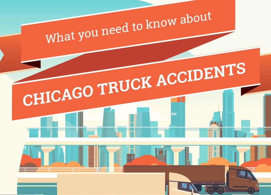 Chicago Truck Accidents - Infographic