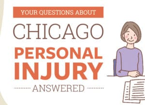 Your Questions About Personal Injury Answered - Infographic
